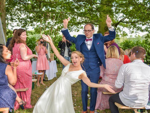 Le mariage de Benjamin et Malaury à Puteaux, Hauts-de-Seine 29
