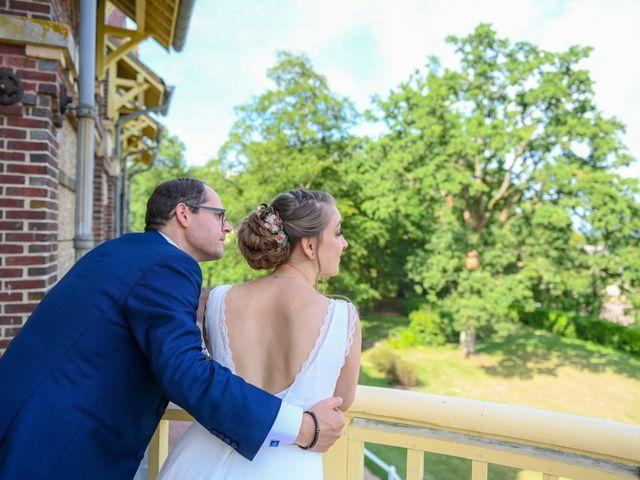 Le mariage de Benjamin et Malaury à Puteaux, Hauts-de-Seine 50