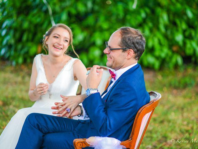 Le mariage de Benjamin et Malaury à Puteaux, Hauts-de-Seine 54