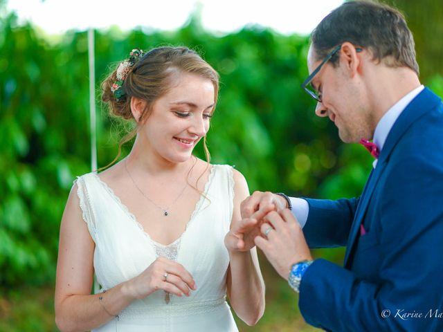 Le mariage de Benjamin et Malaury à Puteaux, Hauts-de-Seine 57