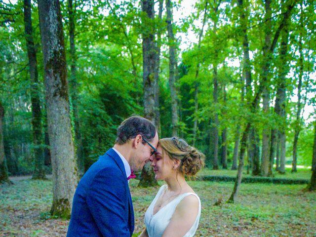 Le mariage de Benjamin et Malaury à Puteaux, Hauts-de-Seine 59