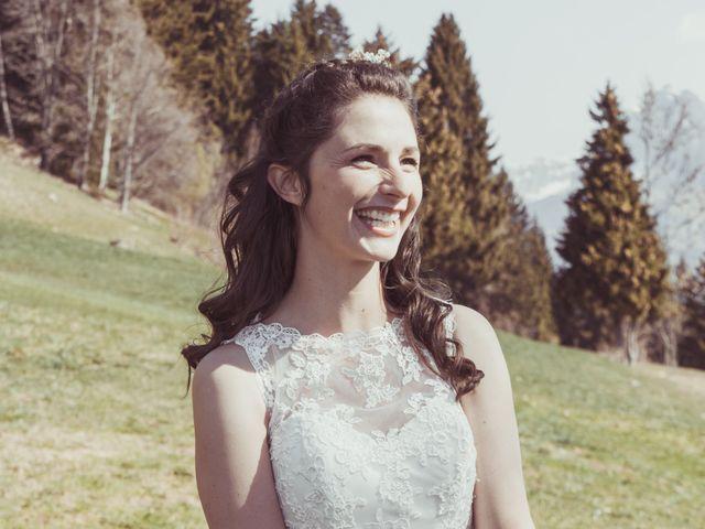 Le mariage de Quentin et Lucile à Le Reposoir, Haute-Savoie 9