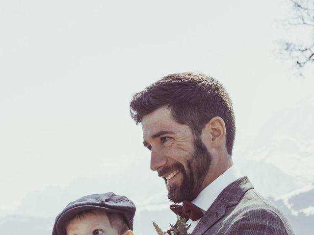 Le mariage de Quentin et Lucile à Le Reposoir, Haute-Savoie 11