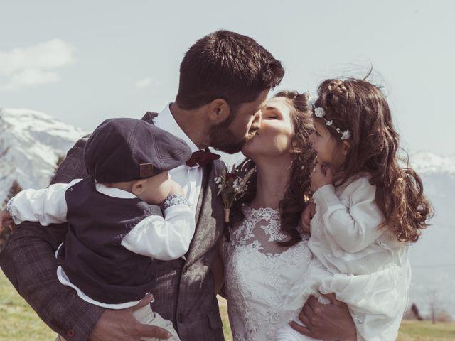 Le mariage de Quentin et Lucile à Le Reposoir, Haute-Savoie 13
