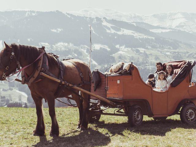 Le mariage de Quentin et Lucile à Le Reposoir, Haute-Savoie 14