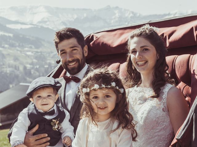 Le mariage de Quentin et Lucile à Le Reposoir, Haute-Savoie 15