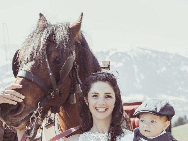 Le mariage de Quentin et Lucile à Le Reposoir, Haute-Savoie 18