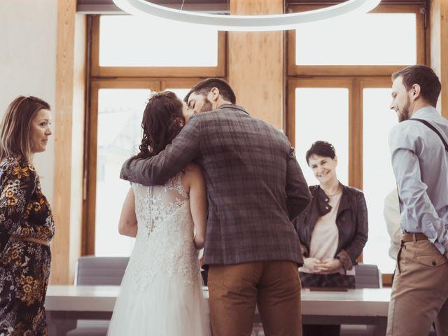 Le mariage de Quentin et Lucile à Le Reposoir, Haute-Savoie 35