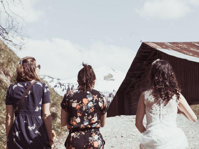 Le mariage de Quentin et Lucile à Le Reposoir, Haute-Savoie 47