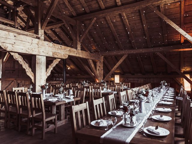 Le mariage de Quentin et Lucile à Le Reposoir, Haute-Savoie 48