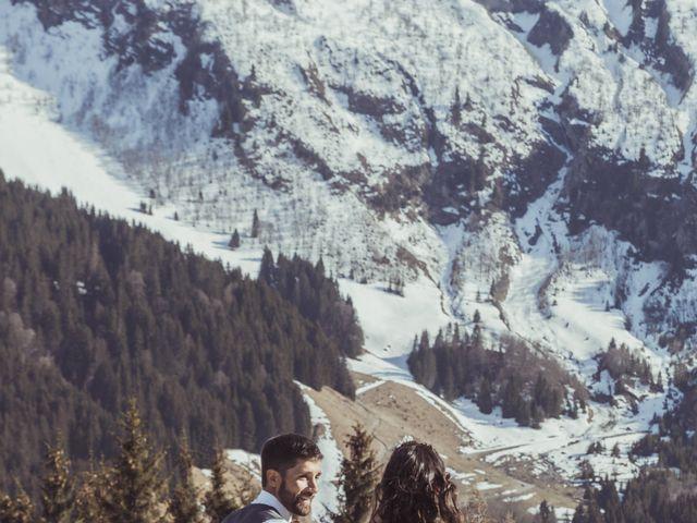 Le mariage de Quentin et Lucile à Le Reposoir, Haute-Savoie 79