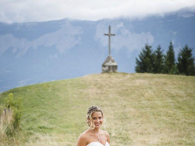 Le mariage de Damien et Emmanuelle à La Combe-de-Lancey, Isère 3