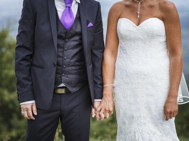 Le mariage de Damien et Emmanuelle à La Combe-de-Lancey, Isère 4