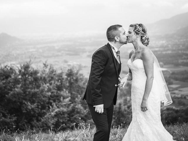 Le mariage de Damien et Emmanuelle à La Combe-de-Lancey, Isère 5
