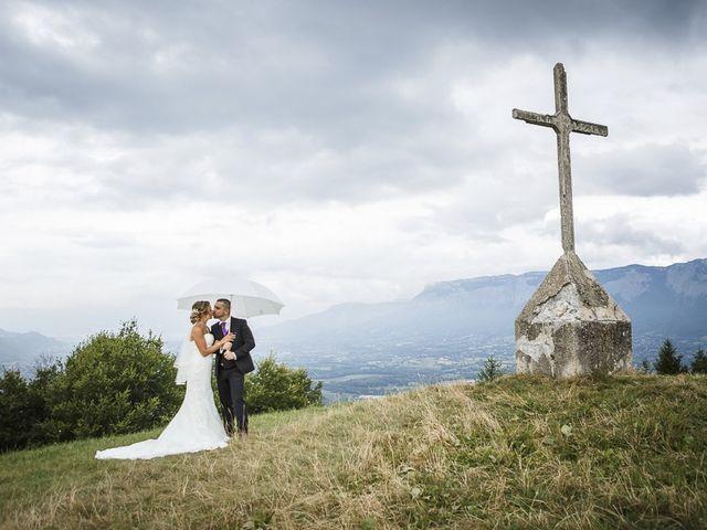 Le mariage de Damien et Emmanuelle à La Combe-de-Lancey, Isère 6