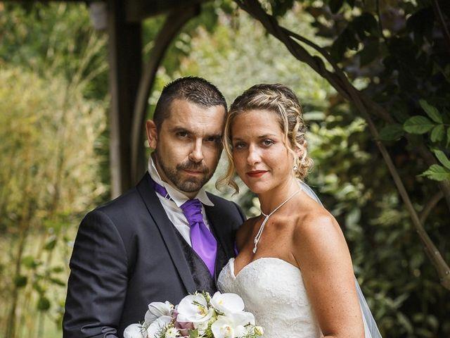 Le mariage de Damien et Emmanuelle à La Combe-de-Lancey, Isère 8