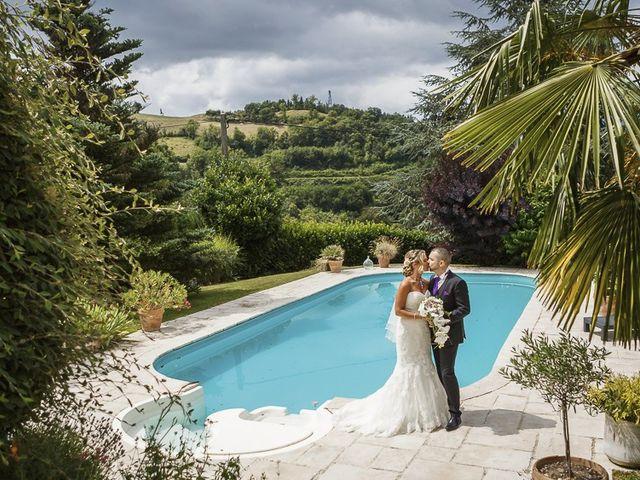 Le mariage de Damien et Emmanuelle à La Combe-de-Lancey, Isère 9