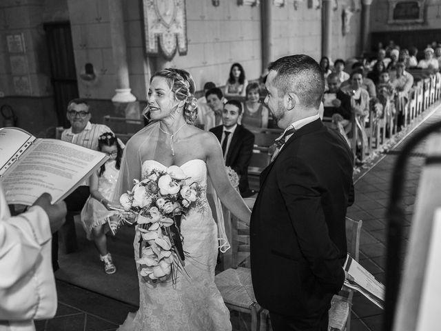 Le mariage de Damien et Emmanuelle à La Combe-de-Lancey, Isère 14