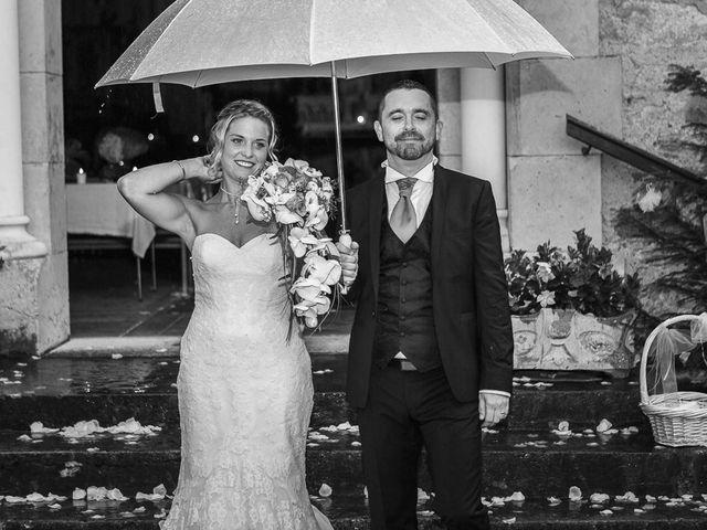 Le mariage de Damien et Emmanuelle à La Combe-de-Lancey, Isère 17