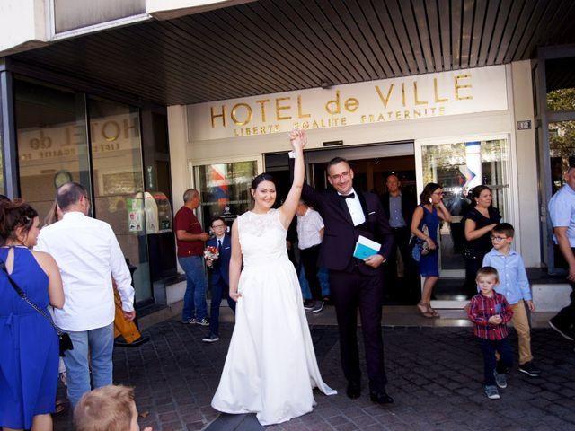 Le mariage de Damien  et Viviana à Châteauroux, Indre 1