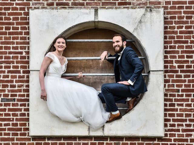Le mariage de Gildas et Cécile à Mametz, Pas-de-Calais 10