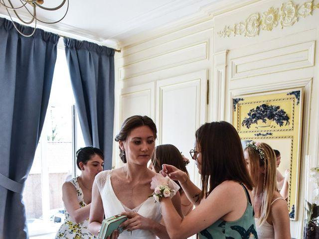 Le mariage de Gildas et Cécile à Mametz, Pas-de-Calais 30