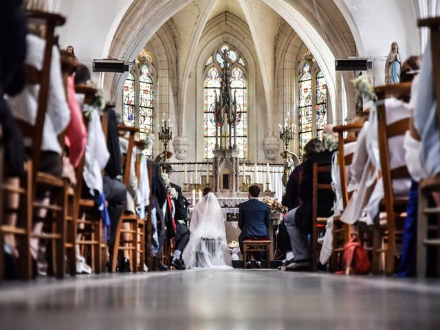 Le mariage de Gildas et Cécile à Mametz, Pas-de-Calais 54