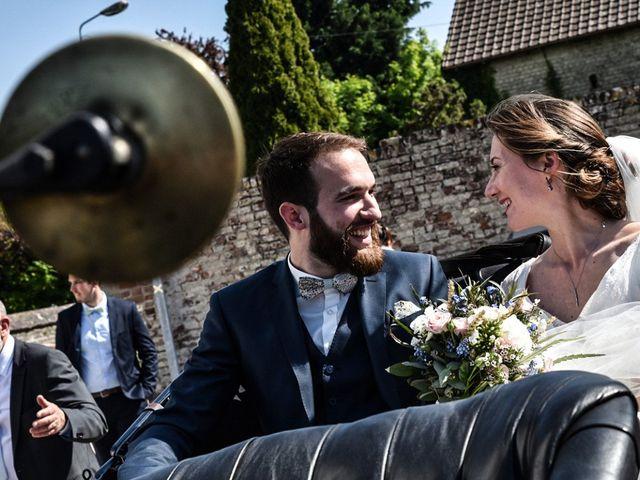 Le mariage de Gildas et Cécile à Mametz, Pas-de-Calais 61