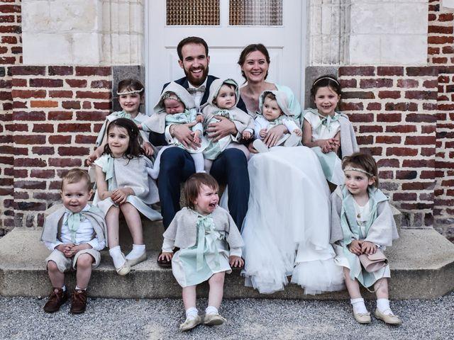 Le mariage de Gildas et Cécile à Mametz, Pas-de-Calais 71