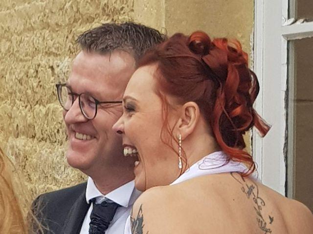 Le mariage de Olivier et Natacha à Cauvicourt, Calvados 15