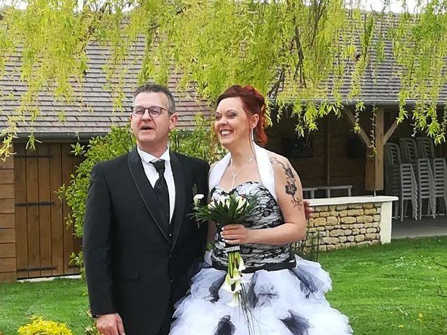 Le mariage de Olivier et Natacha à Cauvicourt, Calvados 31