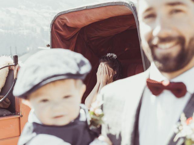 Le mariage de Quentin et Lucile à Le Reposoir, Haute-Savoie 21