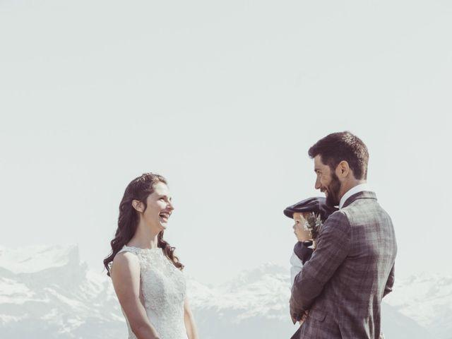 Le mariage de Quentin et Lucile à Le Reposoir, Haute-Savoie 24