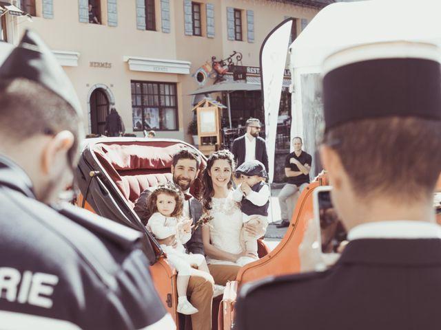 Le mariage de Quentin et Lucile à Le Reposoir, Haute-Savoie 31