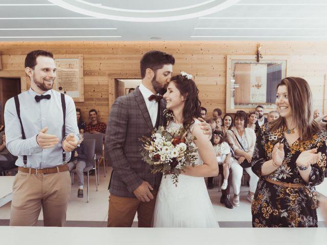 Le mariage de Quentin et Lucile à Le Reposoir, Haute-Savoie 37