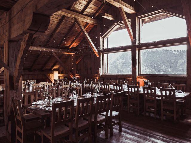 Le mariage de Quentin et Lucile à Le Reposoir, Haute-Savoie 56