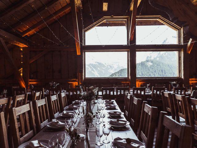 Le mariage de Quentin et Lucile à Le Reposoir, Haute-Savoie 57
