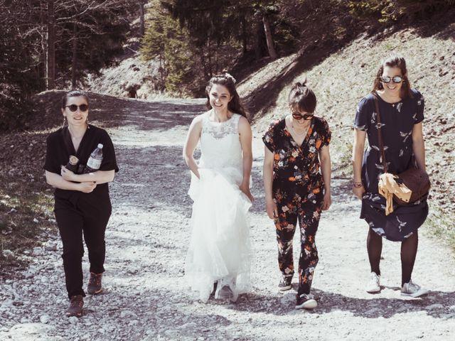 Le mariage de Quentin et Lucile à Le Reposoir, Haute-Savoie 71