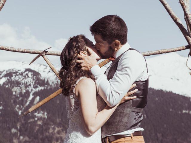 Le mariage de Quentin et Lucile à Le Reposoir, Haute-Savoie 77