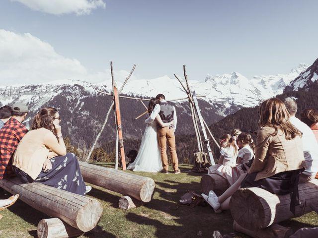 Le mariage de Quentin et Lucile à Le Reposoir, Haute-Savoie 75