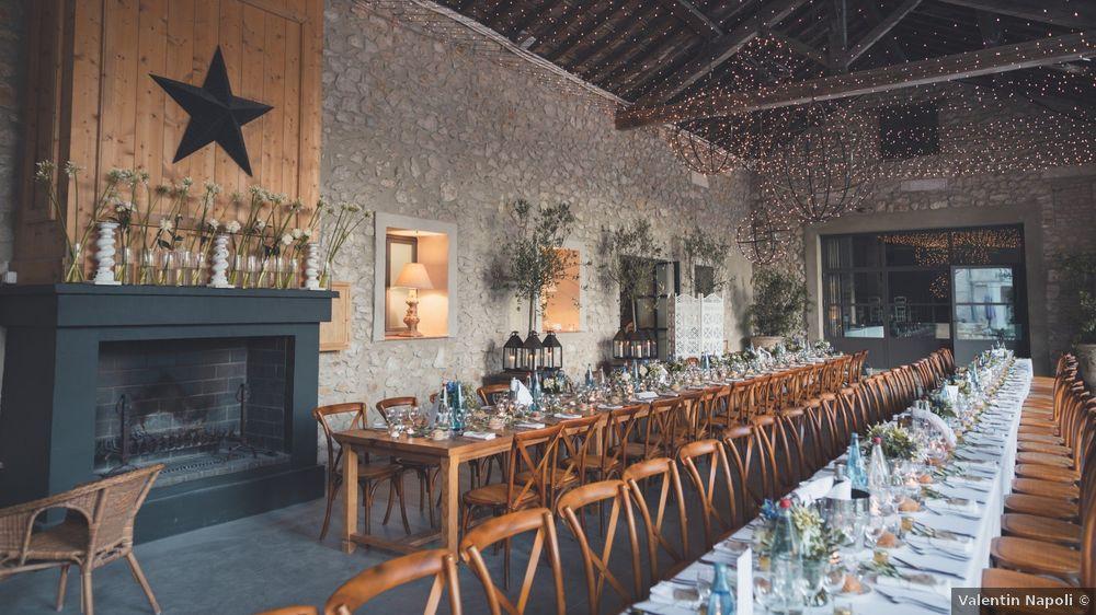 Spécial banquet : tables rondes ou rectangulaires ? 1