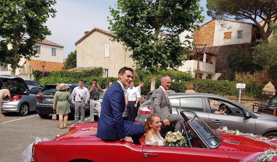 Le mariage de Thibault et Océane  à Roquebrune-sur Argens, Var