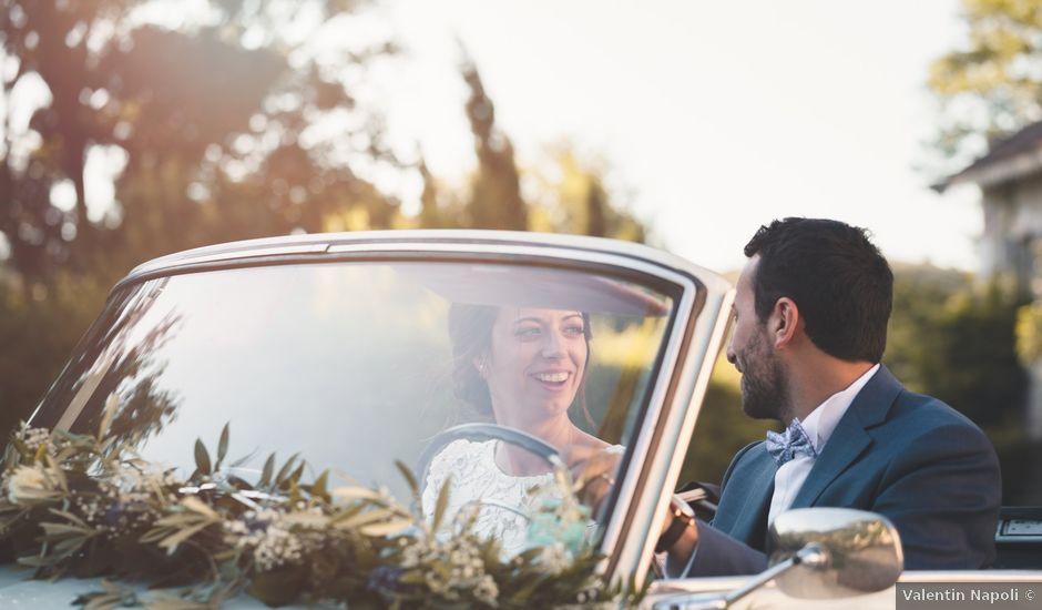 Le mariage de Philippe et Emilie à Tarascon, Bouches-du-Rhône