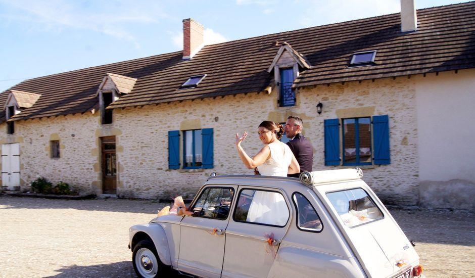 Le mariage de Damien  et Viviana à Châteauroux, Indre