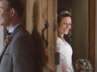 Le mariage de Megan et Jamie