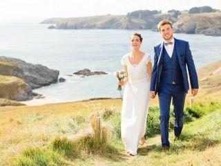 Le mariage de Pauline et Jean-Marc