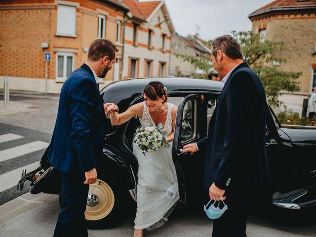 Le mariage de Julien et Julie à Witry-lès-Reims, Marne 18