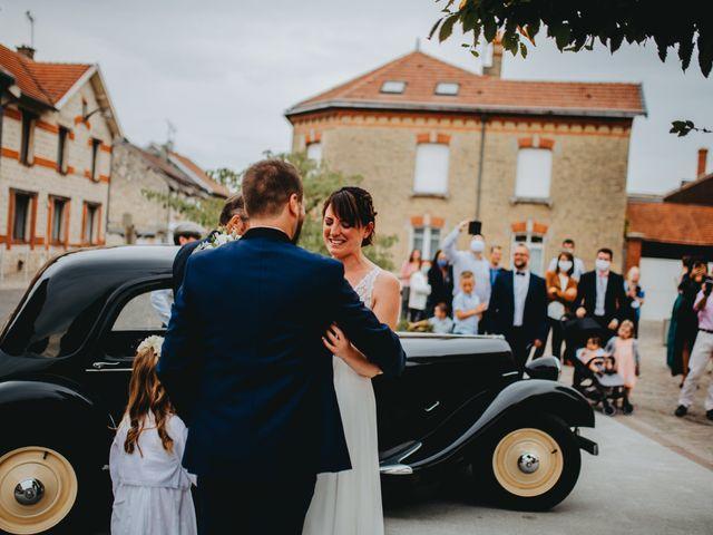 Le mariage de Julien et Julie à Witry-lès-Reims, Marne 20