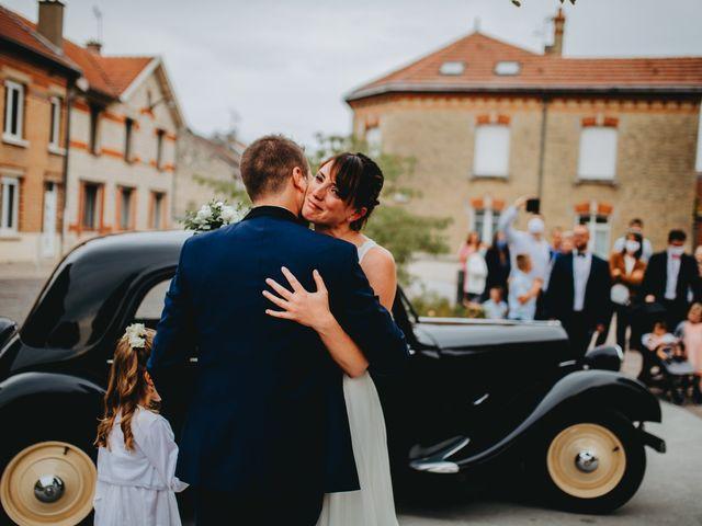 Le mariage de Julien et Julie à Witry-lès-Reims, Marne 21