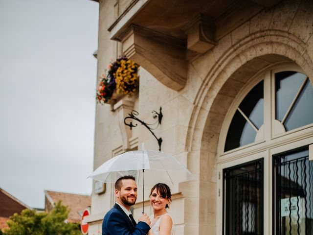 Le mariage de Julien et Julie à Witry-lès-Reims, Marne 32